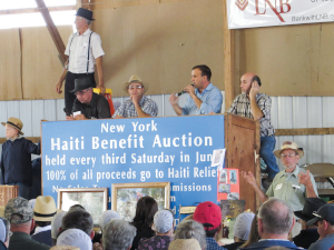 Haiti Benefit Auction moves to new location