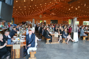 Yates Chamber presents awards at annual dinner