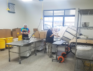 Food pack operation expands in Watkins Glen