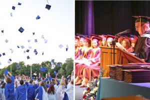 Graduation dates are set for this week