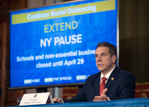 State remains on 'pause' until April 29
