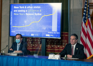 NY provides updates on vaccination efforts