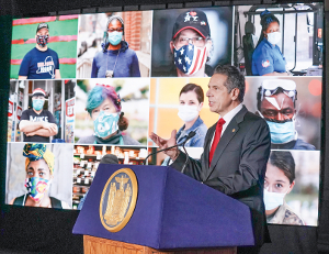 Gov. Cuomo delivers State of the State annual address