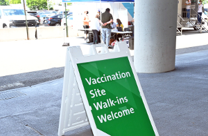 Sick leave now available for vaccine side effects