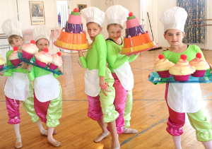 Penn Yan Academy will host ballet May 16