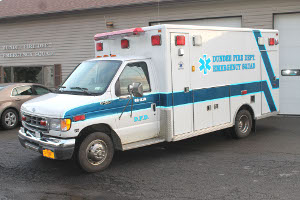 Dundee Fire Department seeks funds for ambulance