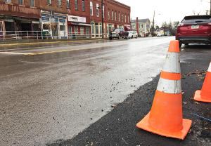 Dundee approves preliminary streetscape work