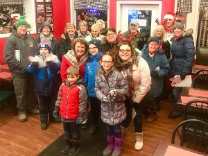 Group spreads holiday cheer in Dundee