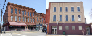 For sale: two historic Dundee buildings