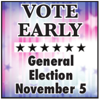 State approves early election voting