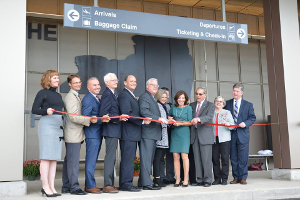 Elmira, Corning airport update is complete