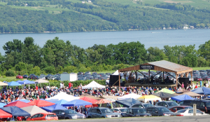 Finger Lakes wineries have music in the air