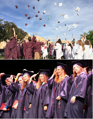 Area seniors ready for graduation