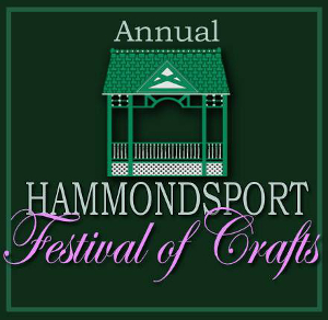 Festival of Crafts starts Saturday in Hammondsport