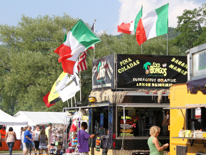 Parade, fireworks, festival foods and more