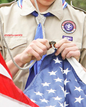 Local scouts persist as bankruptcy hits organization