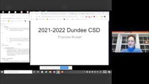 COVID-19 challenges school budget