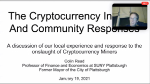 Bitcoin webinar looks at currency details