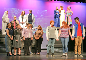 "Penn Yan presents ""A Wrinkle in Time"""