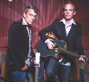 Guitar duo starts 2016 tour with Dundee concert