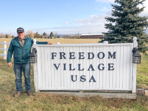Former Freedom Village gets new owners