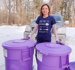 Composting service gains new customers