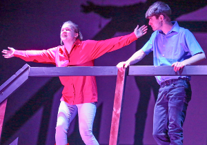 Dundee will present 'Footloose'