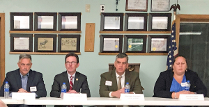 Shooters group sponsors candidate forum