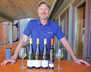 Wagner Vineyards takes 'Winery of the Year' award