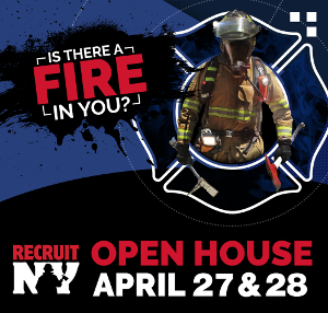 Departments will hold recruitment open house