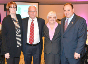 State honors Wilson, Phillips for service