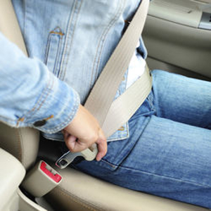 State will crackdown on seat belt use