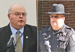 Sheriffs voice concern over bail changes