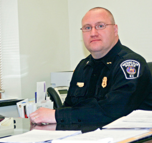 Police chief out, paid through May, 2018