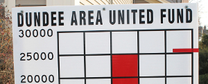 Dundee Area United Fund campaign starts