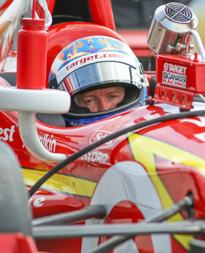 PHOTO GALLERY: IndyCar tests at Watkins Glen International
