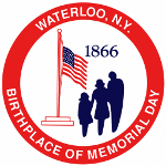 Waterloo is the origin of Memorial Day holiday