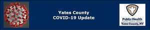 Yates County sees first virus case
