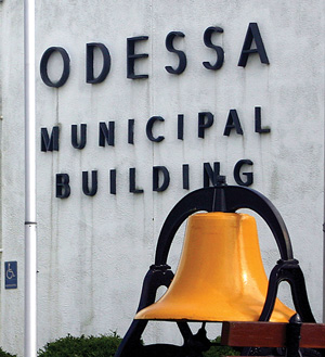 Engineers propose wetland treatment for Odessa