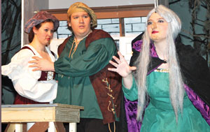 Penn Yan opens 'Into the Woods'