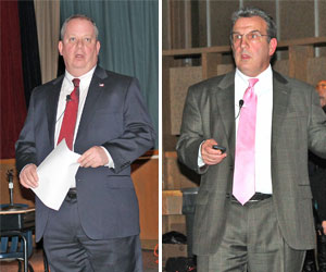 300 attend school forum discussion
