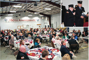 Watkins firefighters honor their best