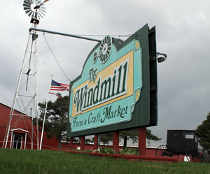 The Windmill market opens this Saturday