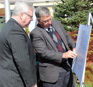Hospital breaks ground on $6.45M project
