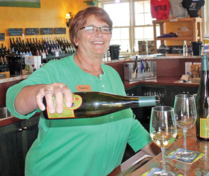 Wineries promote Finger Lakes Riesling
