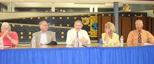 School board candidates offer ideas
