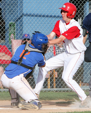 Penn Yan faces Palmyra in doubleheader
