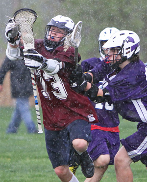 Photo Gallery: Watkins Glen modified lacrosse holds home opener