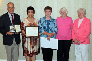 Arc of Schuyler honors volunteers, employees