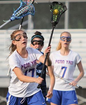 Penn Yan advances in sectionals